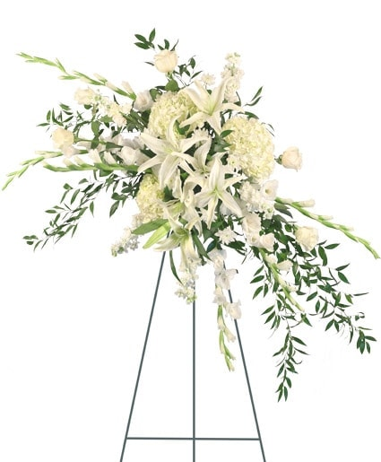 Tranquil Tears Bouquet